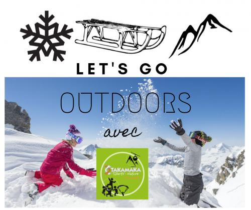 LET'S GO OUTDOORS