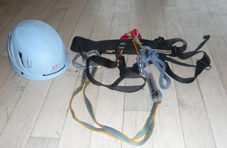 2.1 location Kit via ferrata grenoble