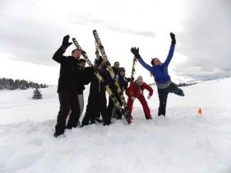 1. EVG GRENOBLE - SNOW PARTY
