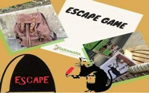 1.2 ESCAPE GAME  DAUPHINOIS