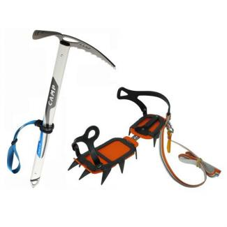 1.2 Location Crampons + Piolets
