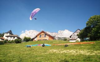 5. Biplace parapente : Vol duo sensation