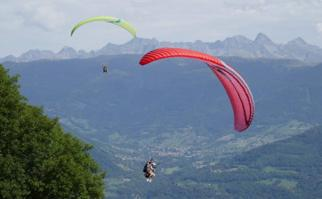 6. Biplace parapente : Vol duo prestige