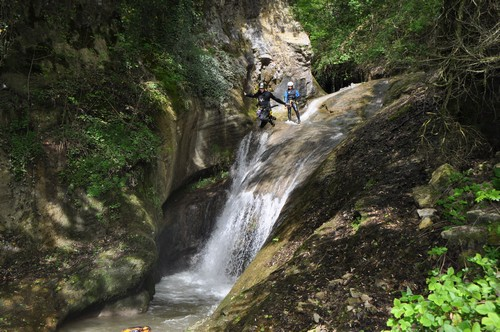 incentive canyoning grenoble