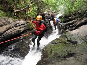 EVJF CANYONING GRENOBLE