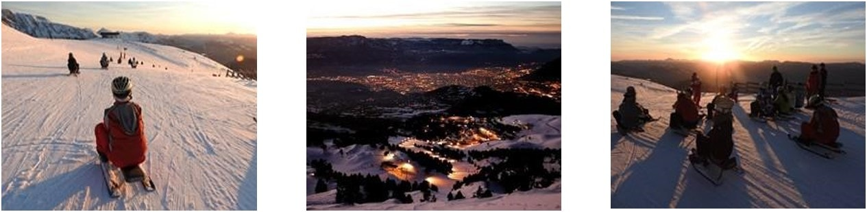 Luge Grenoble