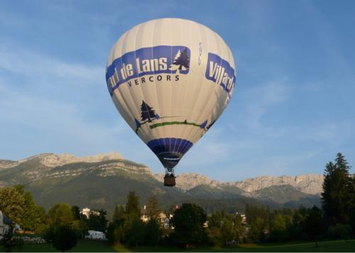 montgolfiere grenoble