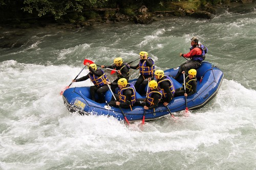 incentive rafting grenoble