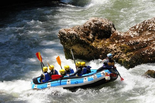 incentive-rafting-grenoble: rapide