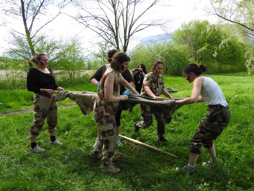 bootcamp EVJF Grenoble