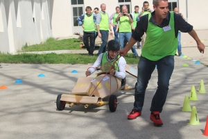 animation push car grenoble
